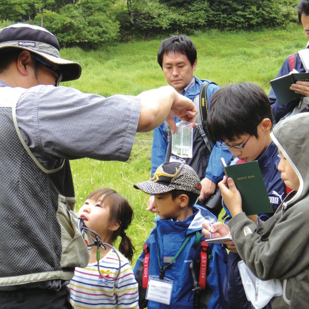 団体向け野外体験&自然講座